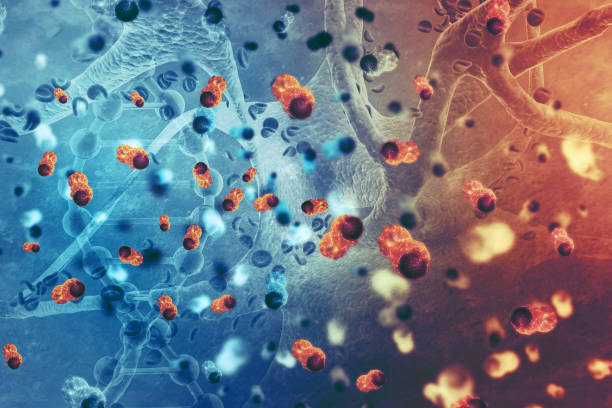 cancer cells - poisonous stock pictures, royalty-free photos & images