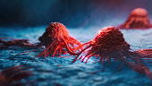 istock Cancer cells vis 1277229026
