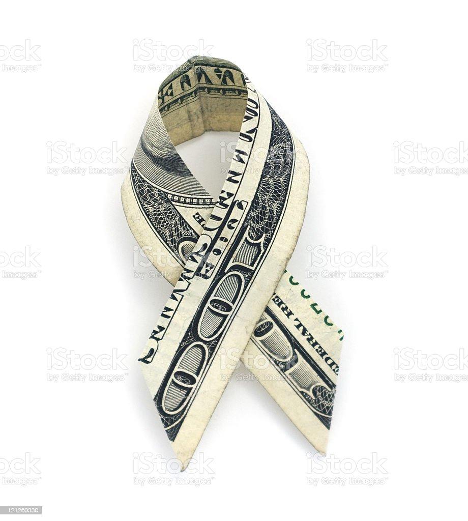 Cancer Fundraiser stock photo