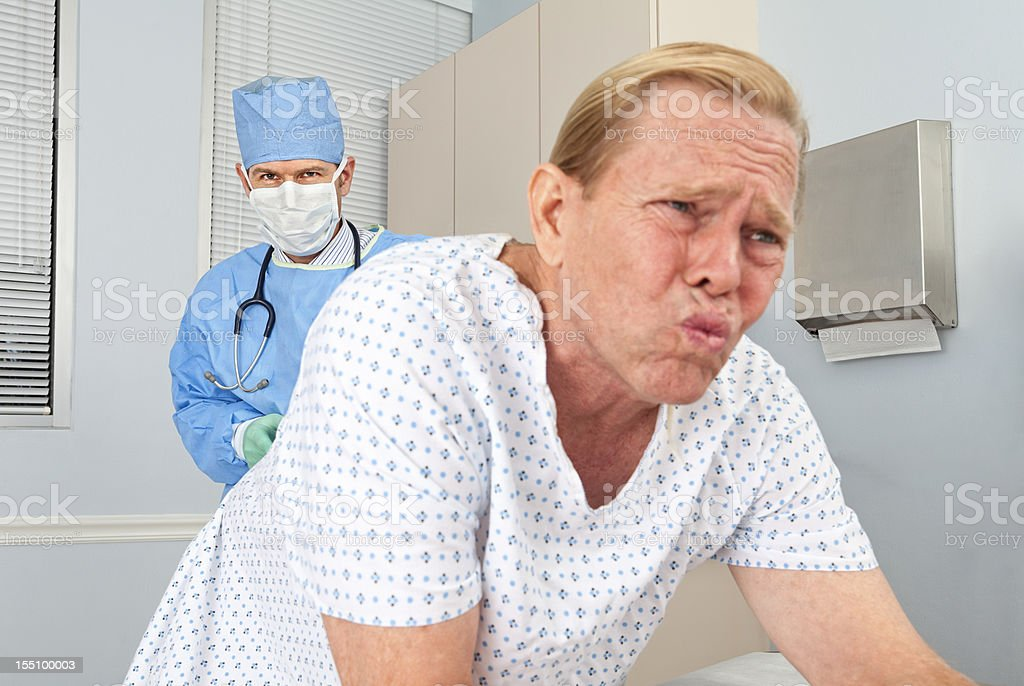 Cancer Screening - iStockMovember2011 stock photo