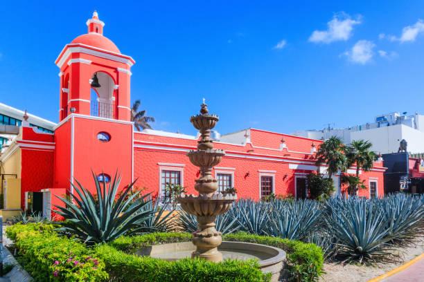 Cancun, Mexiko, Halbinsel Yucatan. – Foto