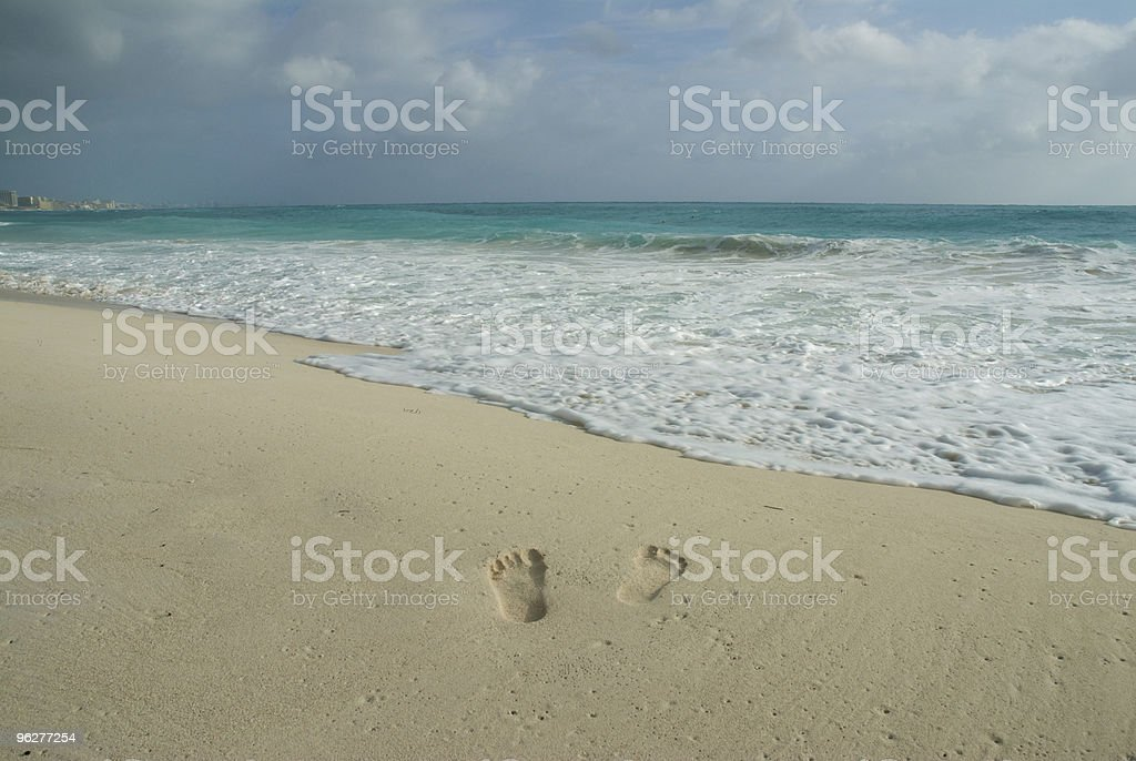 Cancun! stock photo