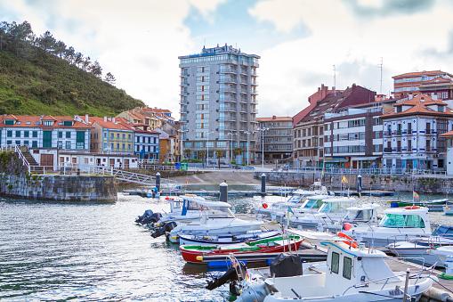 Candas Asturias Spain - zdjęcia stockowe i więcej obrazów Asturia
