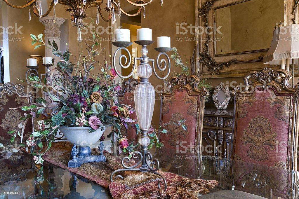 Candelabra royalty-free stock photo