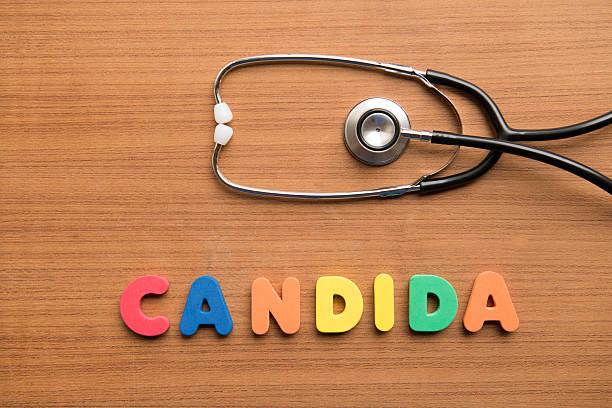 Candida stock photo