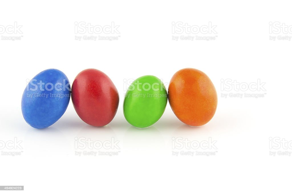 Candies royalty-free stock photo