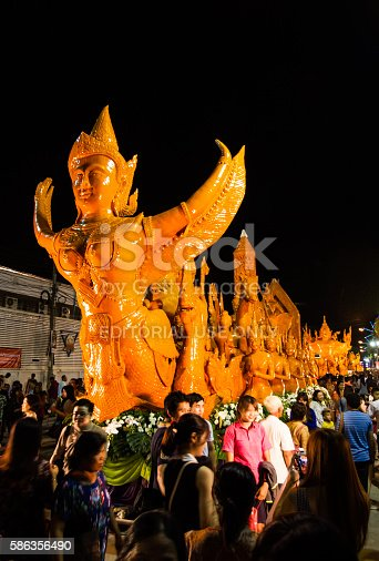 istock Candle festival 586356490