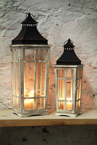 Kerze Lampe  – Foto
