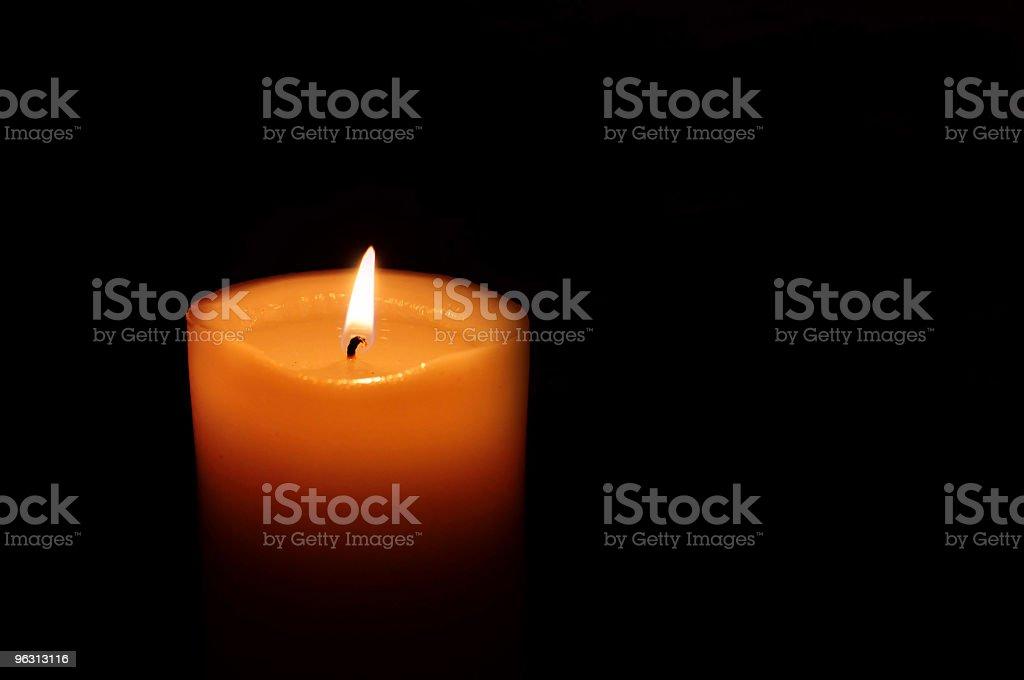candle space - Royaltyfri Beige Bildbanksbilder