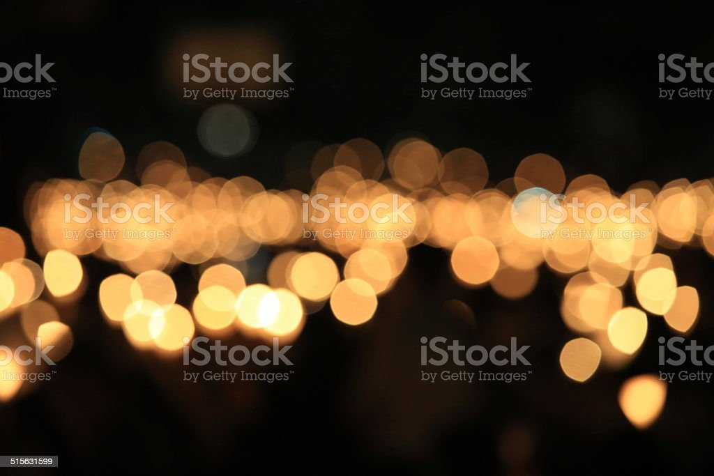 candle vigil stock photo