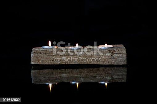 3er Kerzen