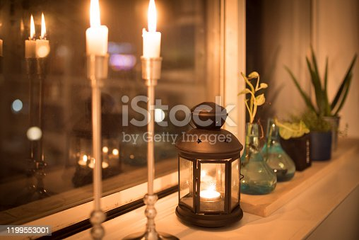 Candle, Christmas, Fire - Natural Phenomenon, Flame, Lighting Equipment