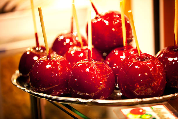 candy apple – Foto