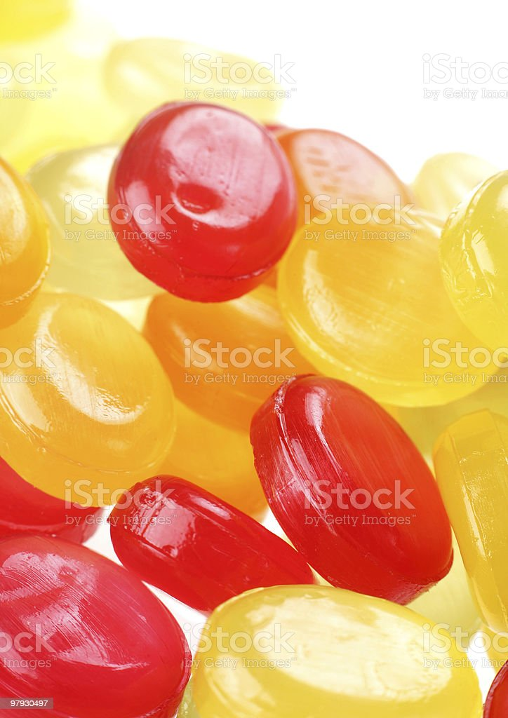 Candy background royalty-free stock photo