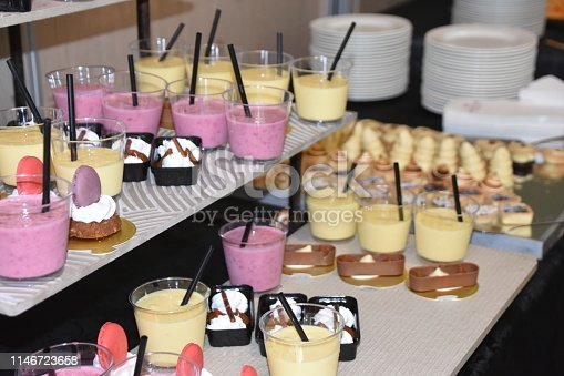 992836992 istock photo Candy bar for birthday party or wedding 1146723658