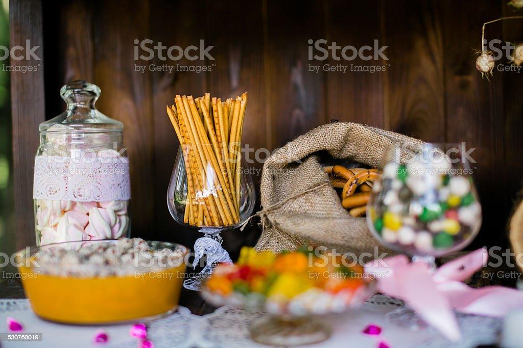 Candy bar – Foto