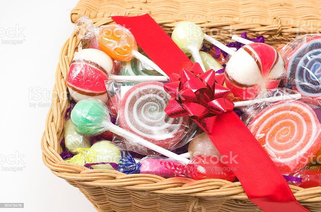 candy box royalty-free stock photo