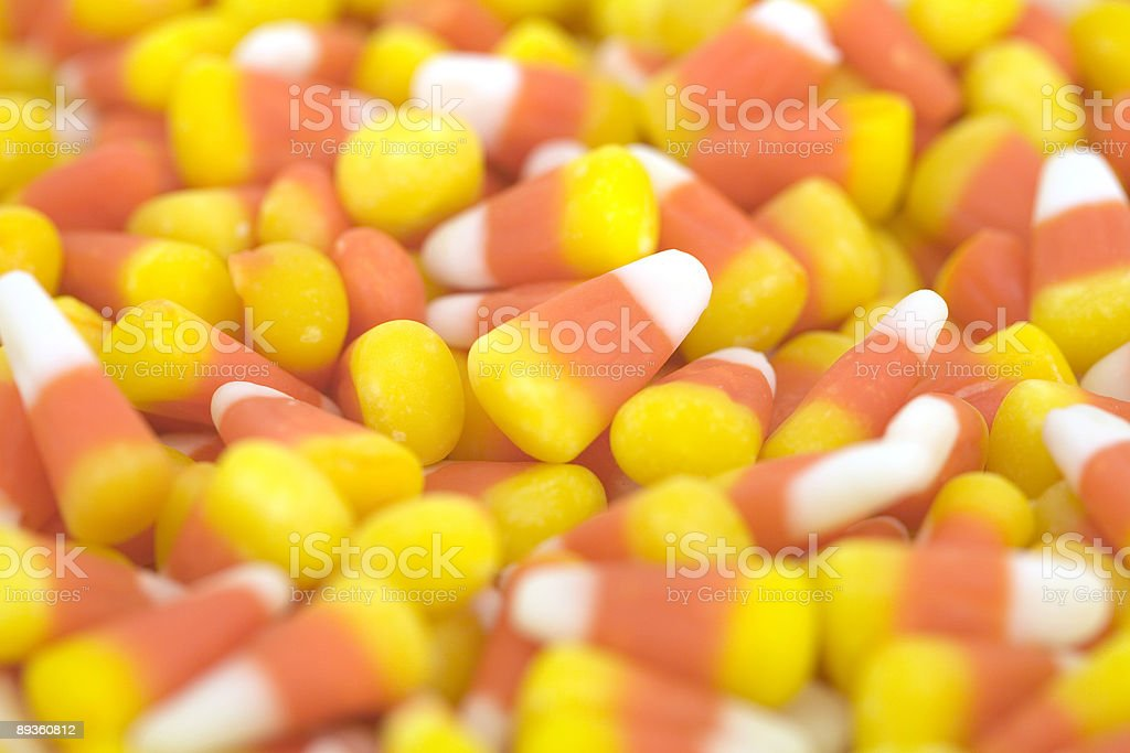 Candy Corn royalty-free stock photo