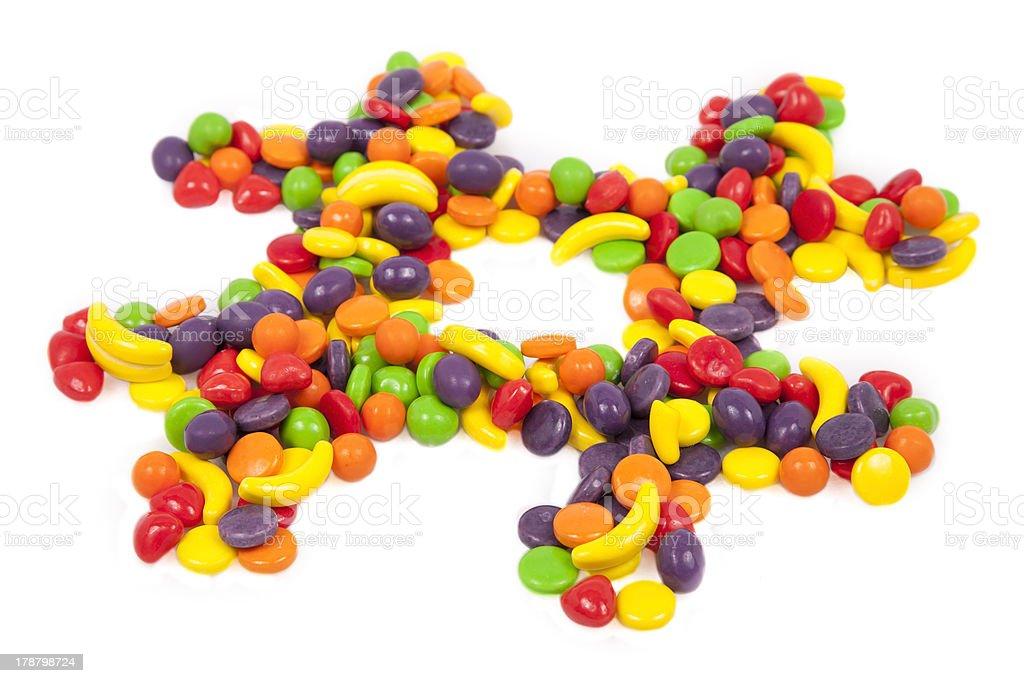 Candy Hashtag - Royalty-free Bright Stock Photo