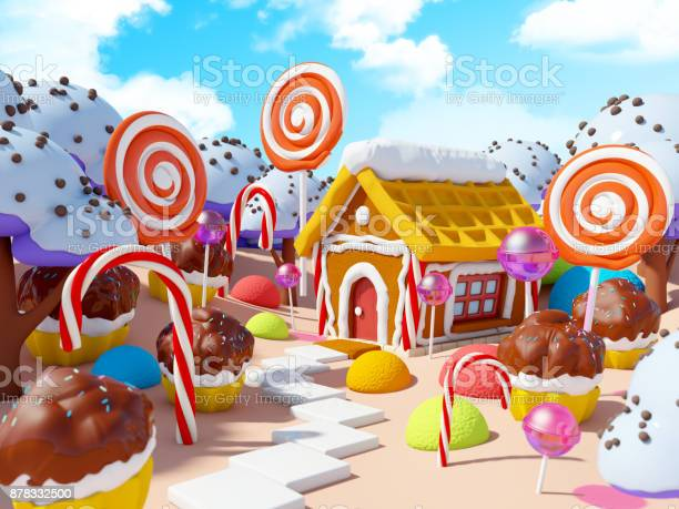 Candy land landscape picture id878332500?b=1&k=6&m=878332500&s=612x612&h=dudmfywrk0tym81paxqczmrfpcp6voy xdchs0vusny=