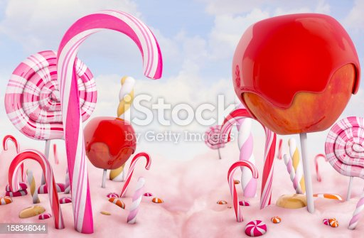 istock Candy land 158346044