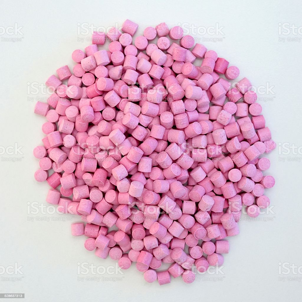 Candy Mints stock photo