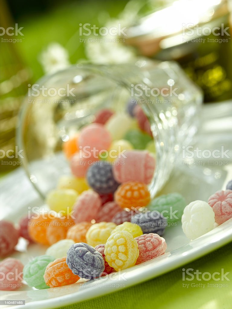 bonbon royalty-free stock photo