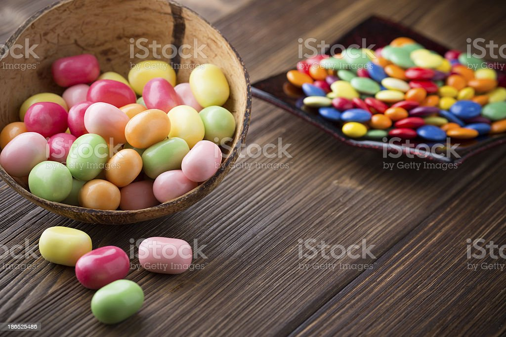 Candy. royalty-free stock photo
