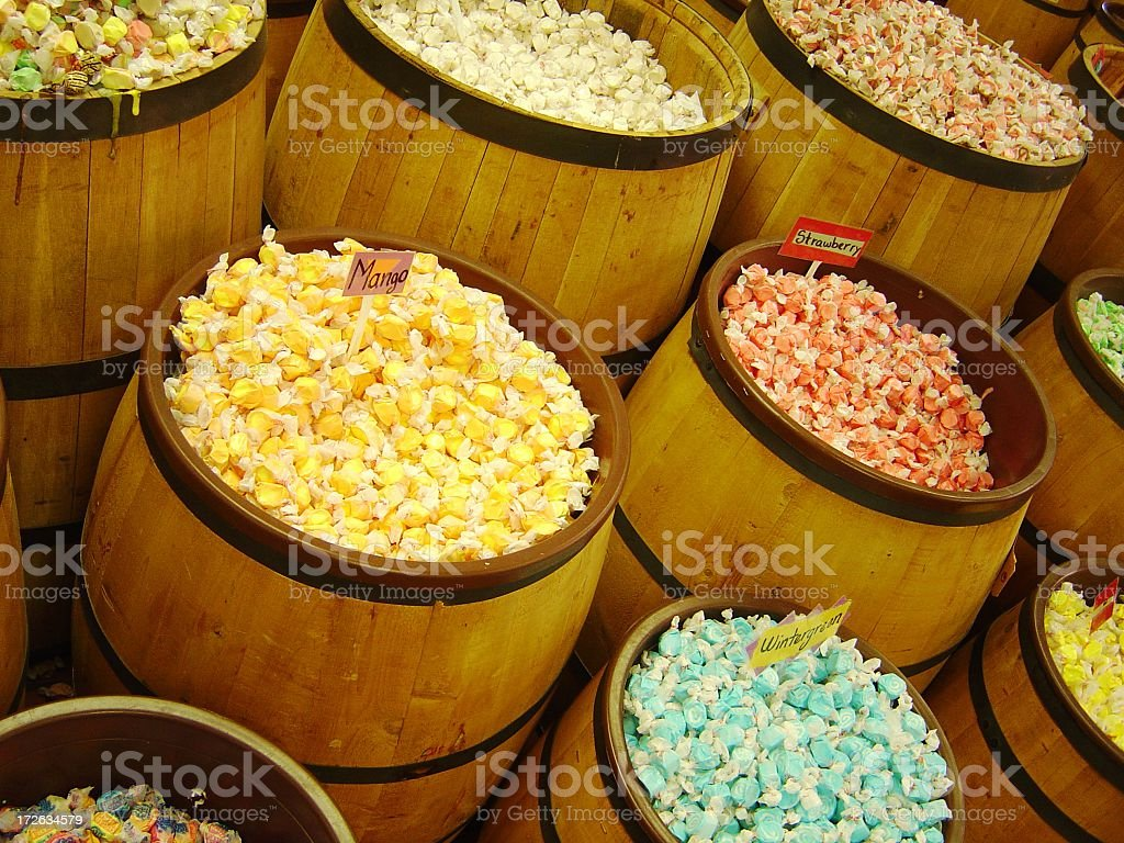 Candy store 2 royalty-free stock photo