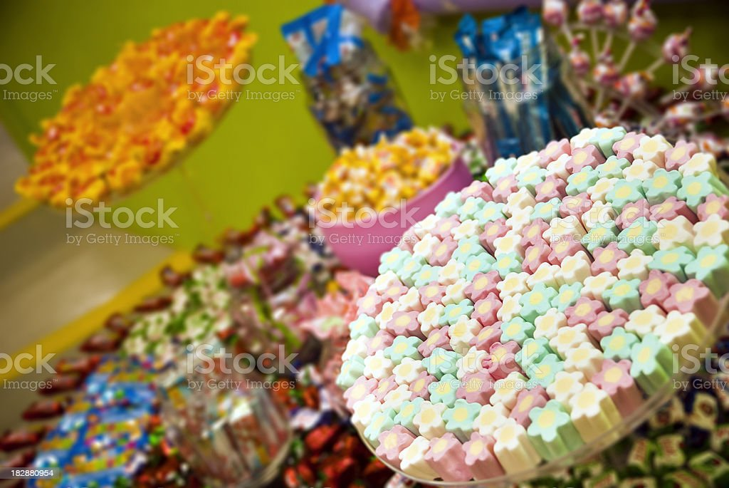 Candys buffet royalty-free stock photo
