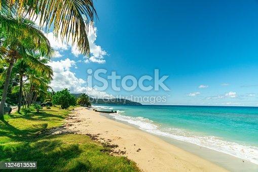 istock Cane Bay Beach in St. Croix USVI 1324613533
