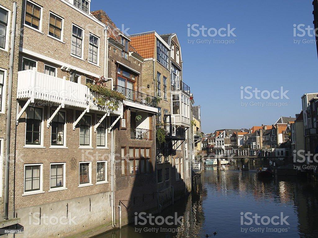 Stornierung in Dordrecht Lizenzfreies stock-foto