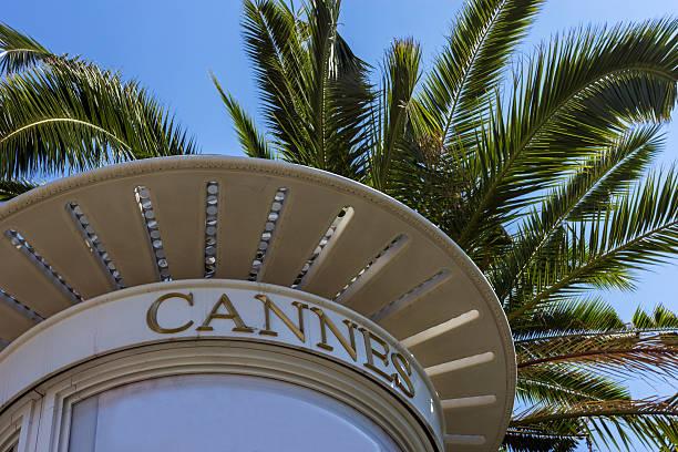 An der französischen Riviera in Cannes – Foto