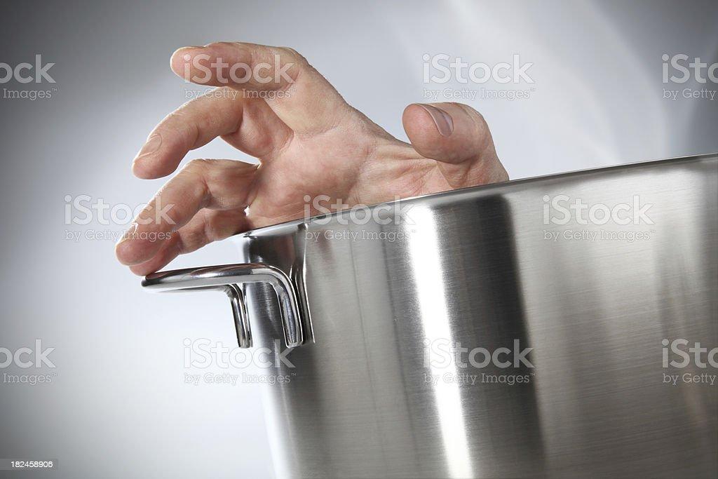 Cannibal foto de stock libre de derechos