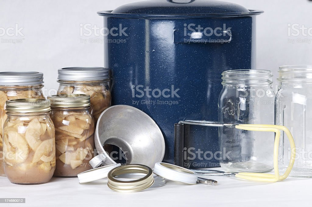 Canning Equipment royalty-free stock photo