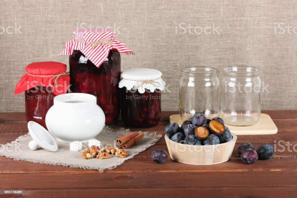 Canning - Royalty-free Achtergrond - Thema Stockfoto