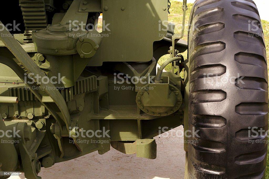 Cannon 2 Lizenzfreies stock-foto
