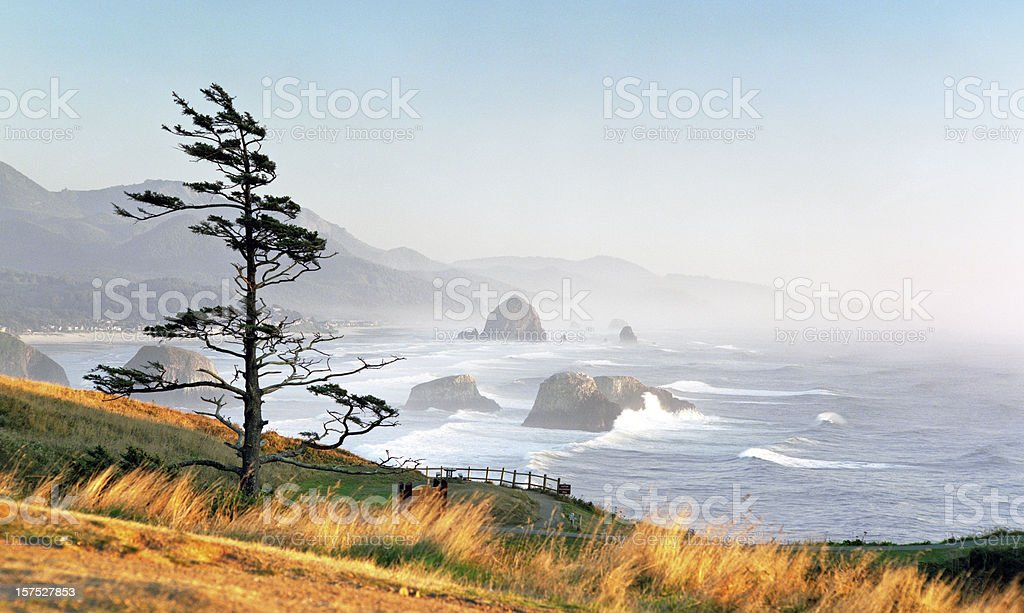 Cannon Beach stock photo