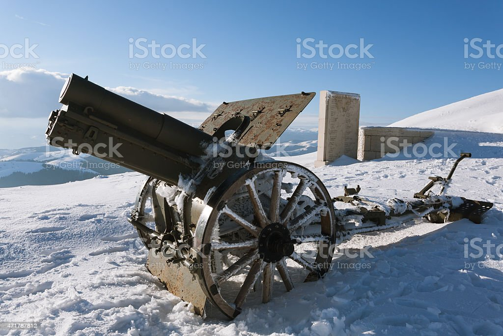 Cannon - foto stock