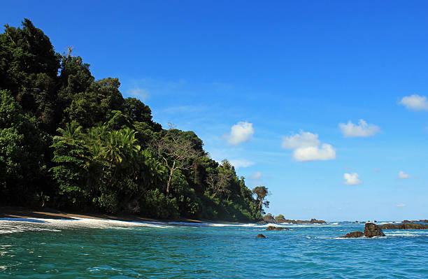 Cano Island stock photo