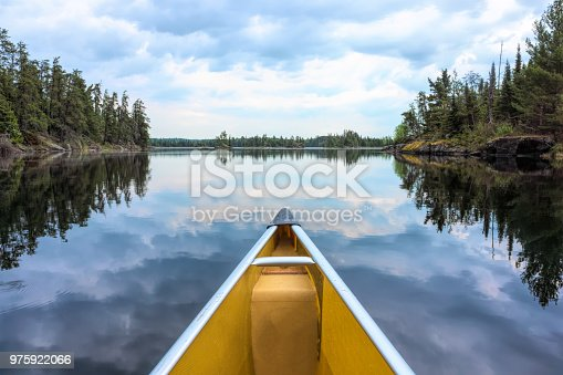 Lake, Refection, Cloudscape, Sky,