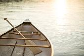istock Canoe at Sunset 1133694630