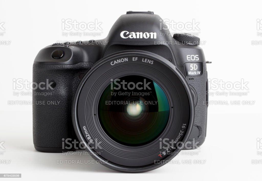 Canon 5D Mark IV – zdjęcie