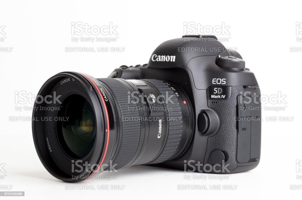 Canon 5D Mark IV stock photo
