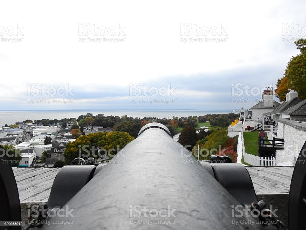 canon's view stock photo