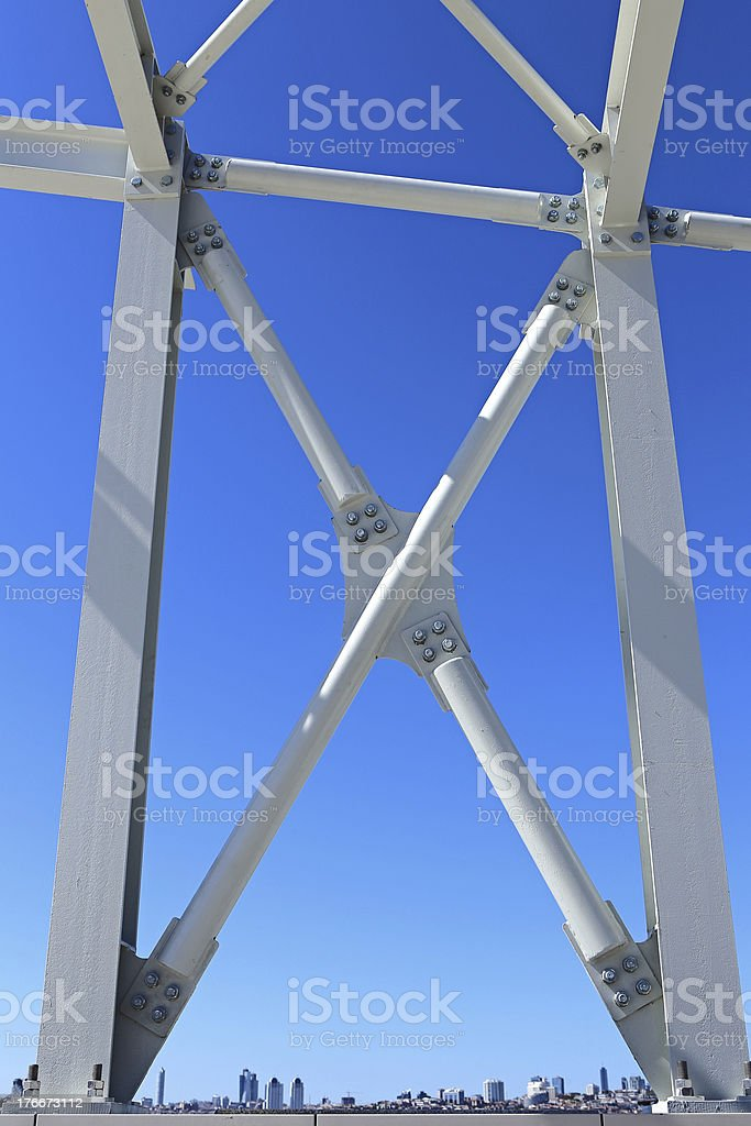 Canopy Elements royalty-free stock photo