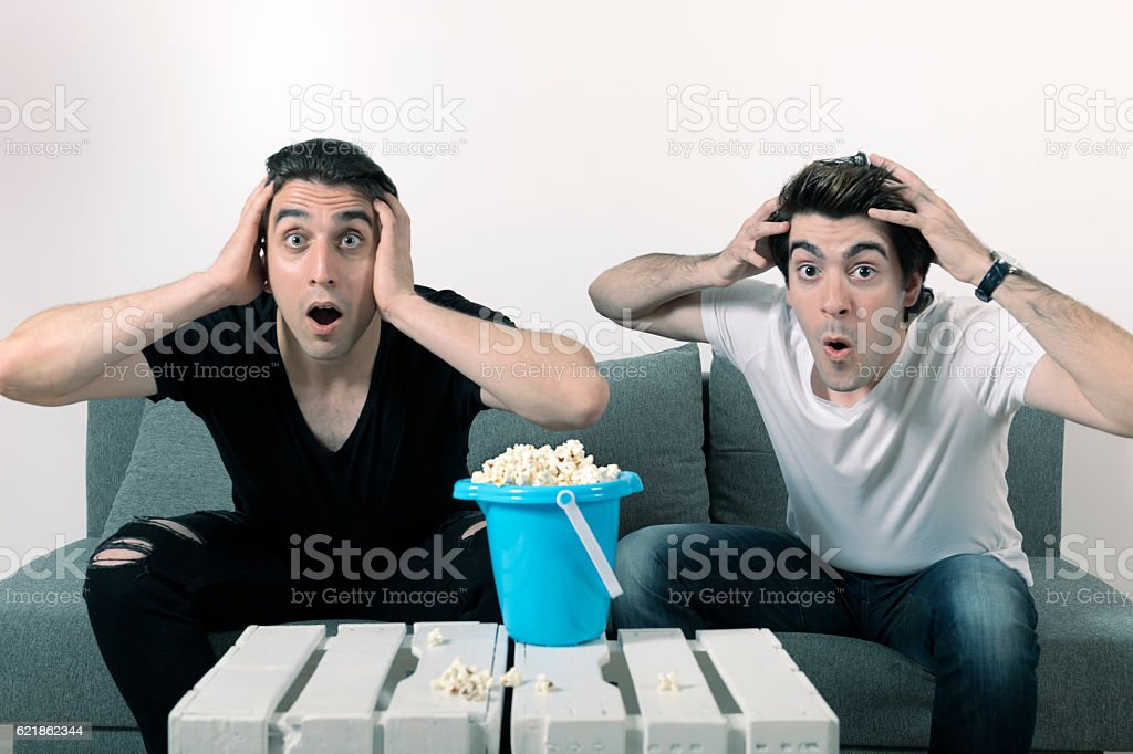 I can't believe it! stock photo