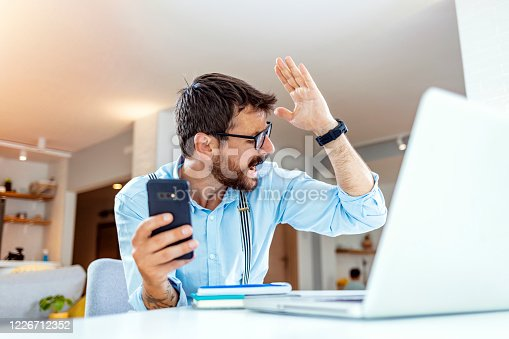 857213750 istock photo I can't deal with this another day 1226712352