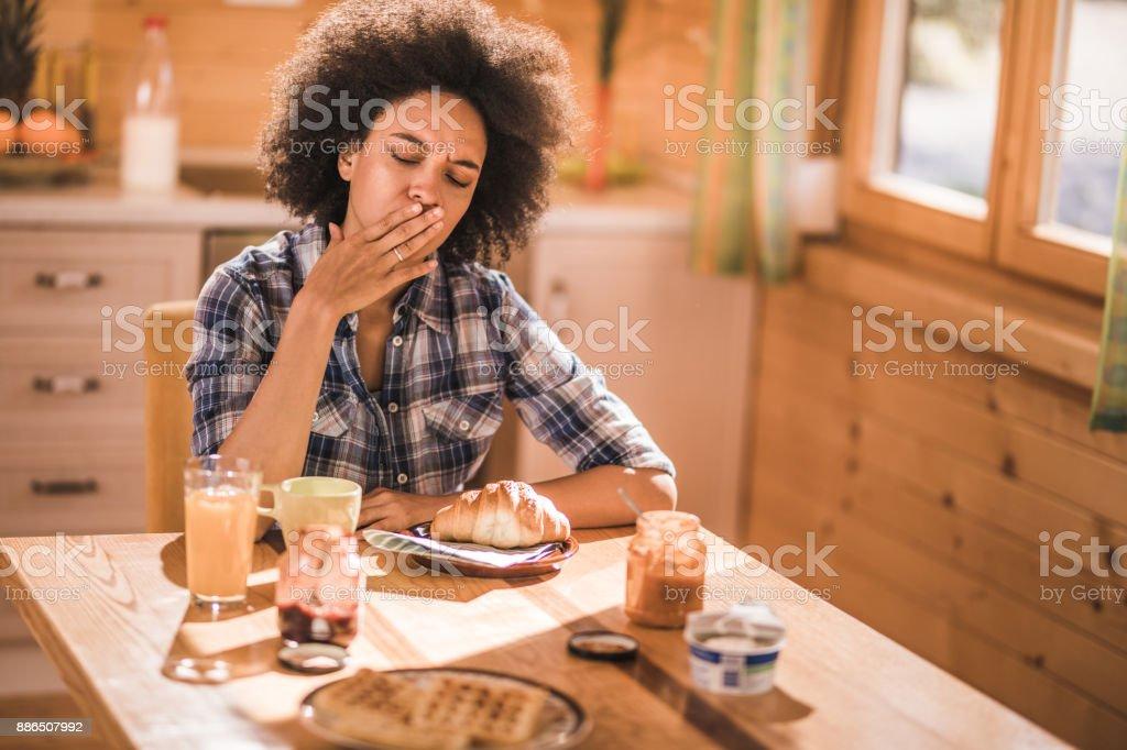 Ich kann nicht essen, ich bin Gefühl Übelkeit! – Foto