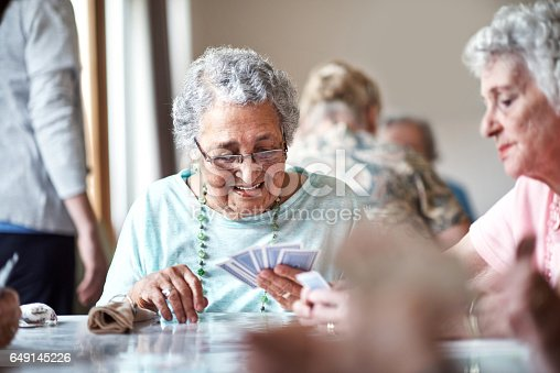 istock I can't lose with this hand 649145226